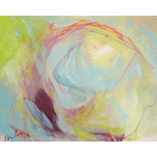 Image of Hurricane Hugo 2 Original Painting