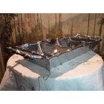 Image of Mariposa Aluminum Bamboo Tri-Section Server