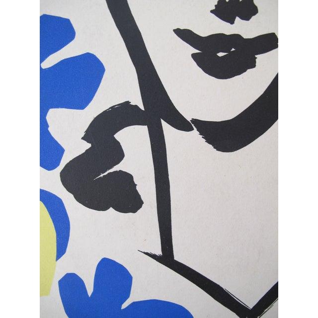Image of 1953 Original Matisse Exhibition Poster