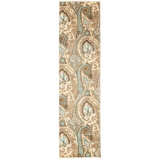 "New Suzani Hand Knotted Runner - 2'8"" x 10'6"""