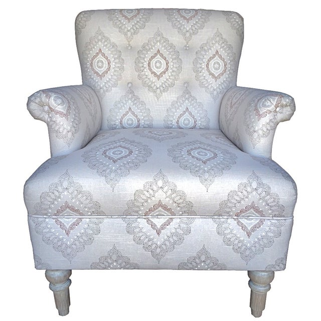 Image of Metallic Roxie Chair