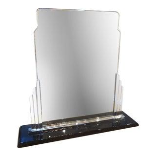 Skyscraper Table Mirror by Norman Bel Geddes