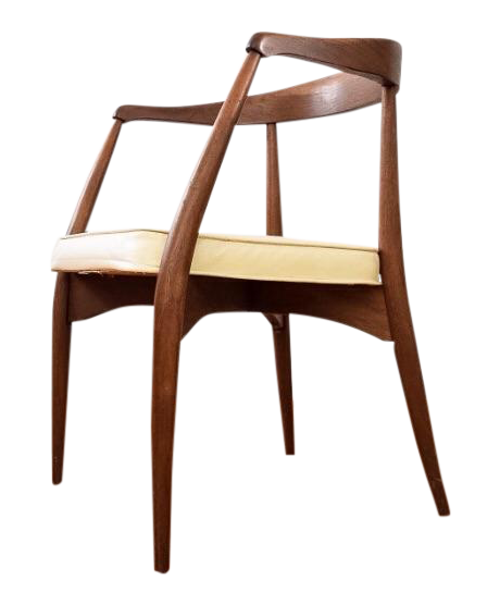 Mid Century Lawrence Peabody For Richard Nemschoff Chair