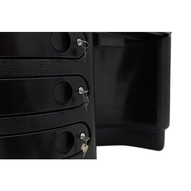 Black Desk 'Hadi' by Ernest Igl - Image 7 of 11
