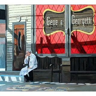 """""""Gene & Georgetti"""" Giclee Print"""