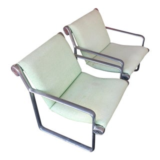 Knoll Hannah & Morrison Sling Chairs