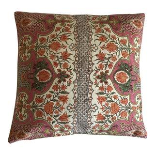Brunschwig Fils Digbys Tent Pillow Cover
