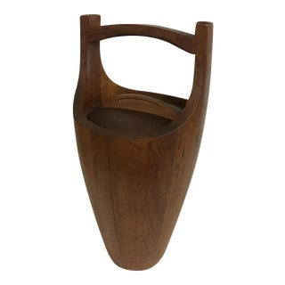 Quistgaard for Dansk Teak Ice Bucket