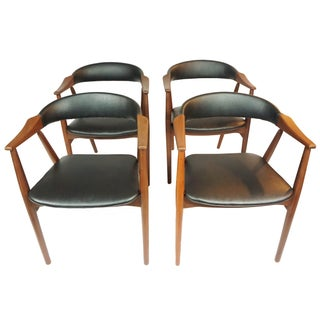 Farstrup Danish Modern Chairs - Set of 4