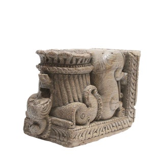 Antique Gaja Corbel