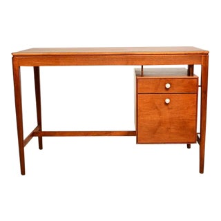Drexel Mid-Century Walnut Desk