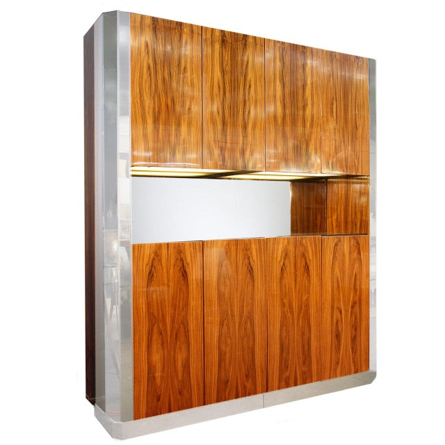 Leon Rosen for Pace Illuminated Double Bar - Image 3 of 7
