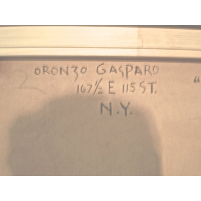 Image of Oronzo Gasparo Fazzoletto Italiano Painting