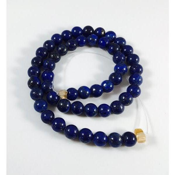 Lapis Lazuli Beads - Image 3 of 3