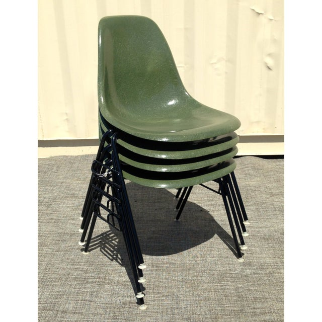 Eames Herman Miller Dss Chairs - Set of 2 - Image 4 of 5