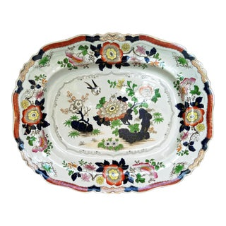 Ashworth Large Ironstone Dish