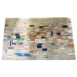 Jacques Borker for Tai Ping Abstract Rug - 5′ × 5′