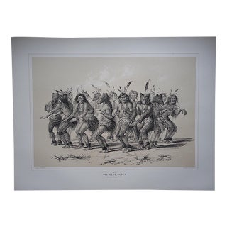 """""""The Bear Dance"""" Limited Edition Serigraph"""
