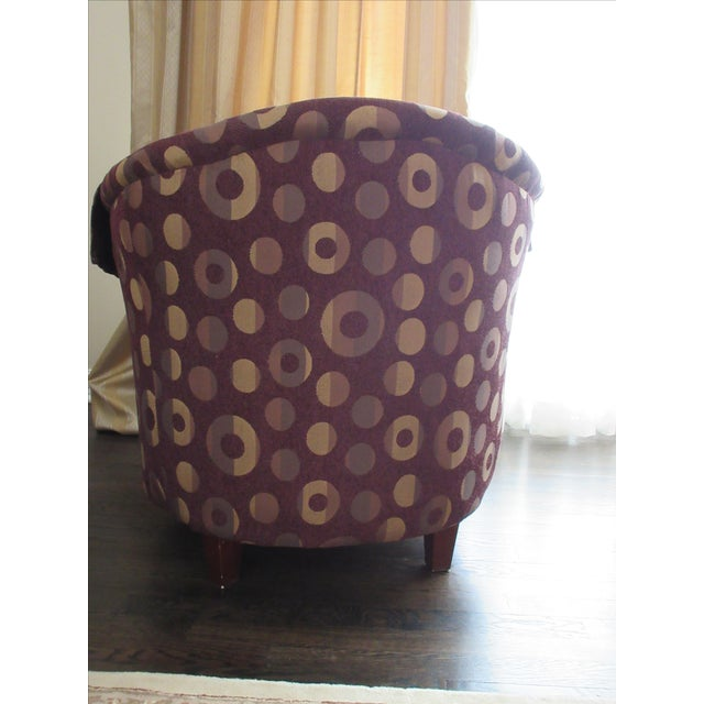 Contemporary Club Chair - Image 8 of 10
