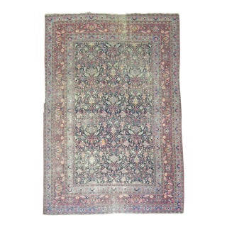 Antique Persian Khorrasan Rug - 9 x 12'9''