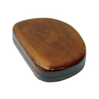 Chinese Calligraphic Ink Stone Pad With Box