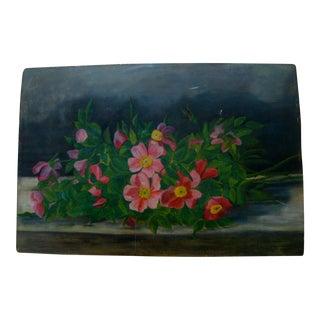 Antique Wild Roses Nature Morte