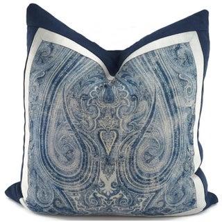 Custom Ralph Lauren Down Feather Pillows - Pair