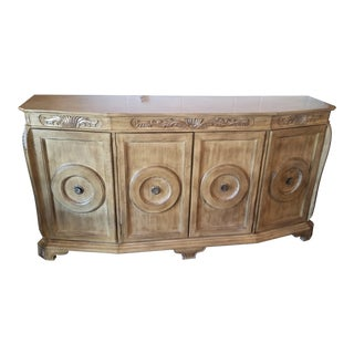 Cream Colored Sideboard Cabinet