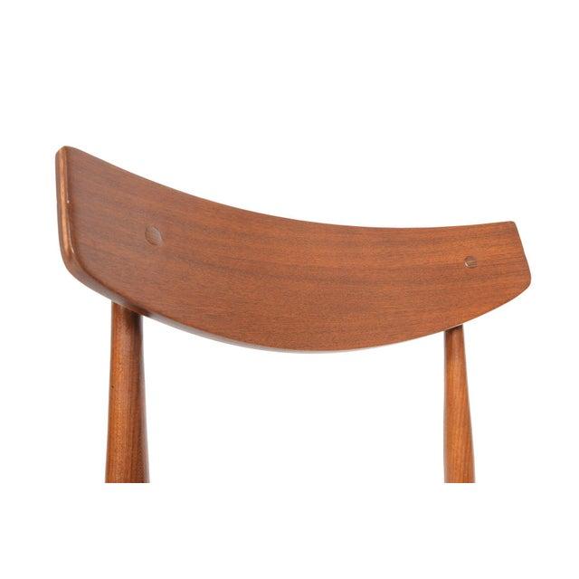 Ib Kofod- Larsen for G Plan Teak Dining Chairs - Set of 6 - Image 7 of 8