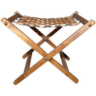 JW Custom Line Folding stool