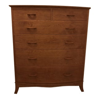 Thomas Moser Crescent Cherry Bureau