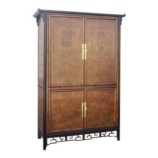 Century Furniture Asian Style Armoire