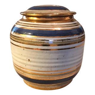 Tyrone Larson Pottery Jar