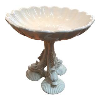 Gurgles & Shells Bowl Pedestal