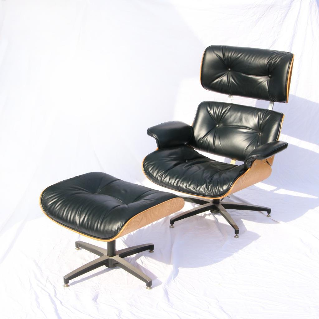 Superior Vintage Selig Eames Chair U0026 Ottoman   Image 2 Of 11