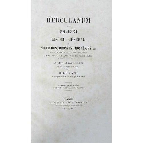 1840 Antique French Mythological Print - Image 2 of 2