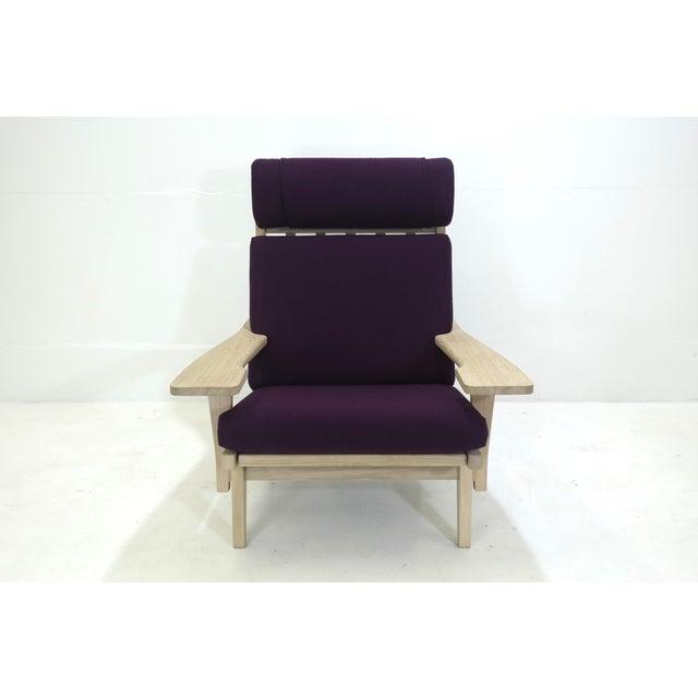 Hans Wegner Mid-Century Modern Chair GE-375 - Image 3 of 11