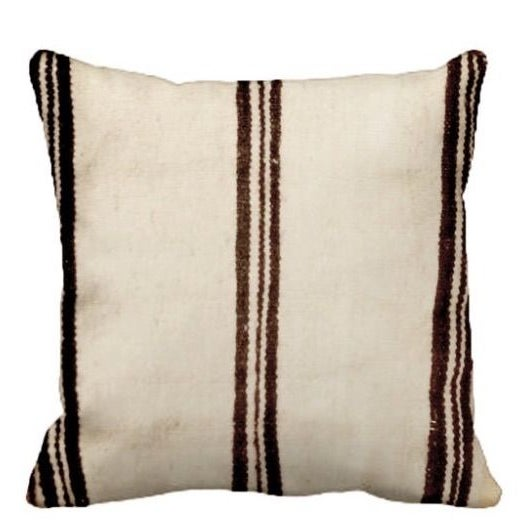 Beni Ourain Pillow - Image 2 of 2