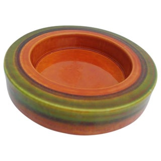 Great Italian Vintage Ceramic Ashtray