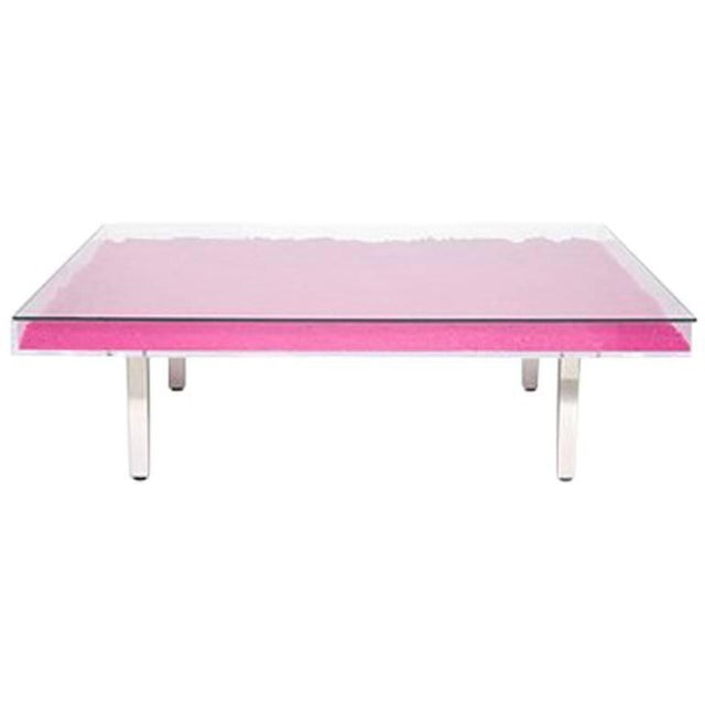 Yves Klein Rose Table - Image 3 of 3