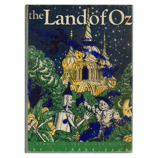 """The Land of Oz"" 1932 Book"