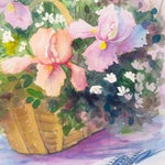 Image of Spring Bouquet Watercolor