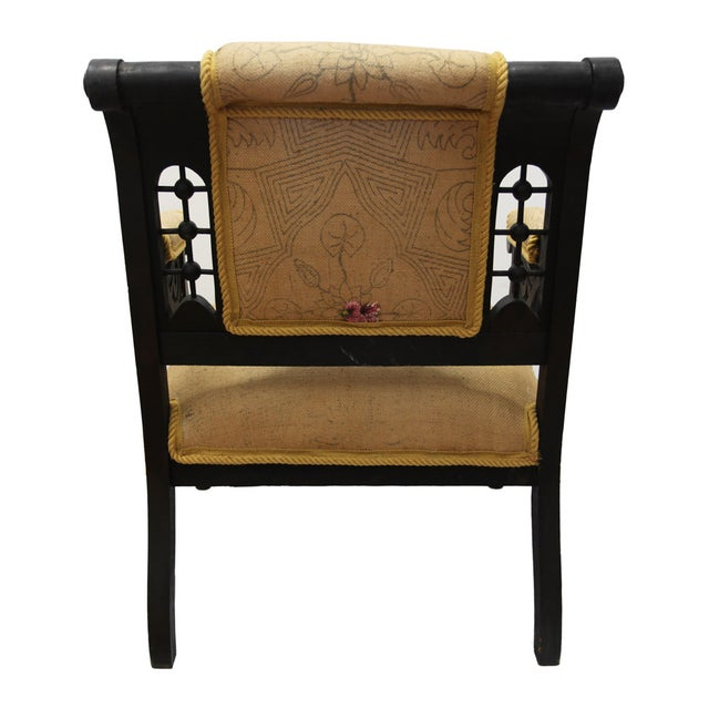 Image of Antique Armchair Aesthetic Movement