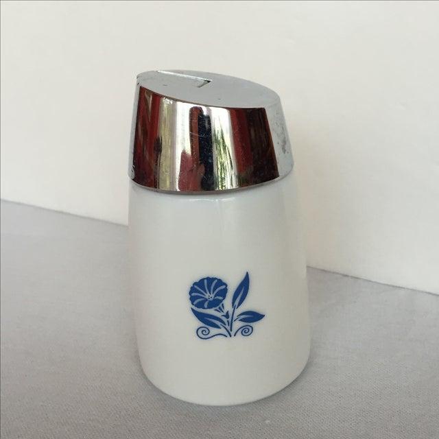 Milk Glass Sugar Dispenser - Image 6 of 11