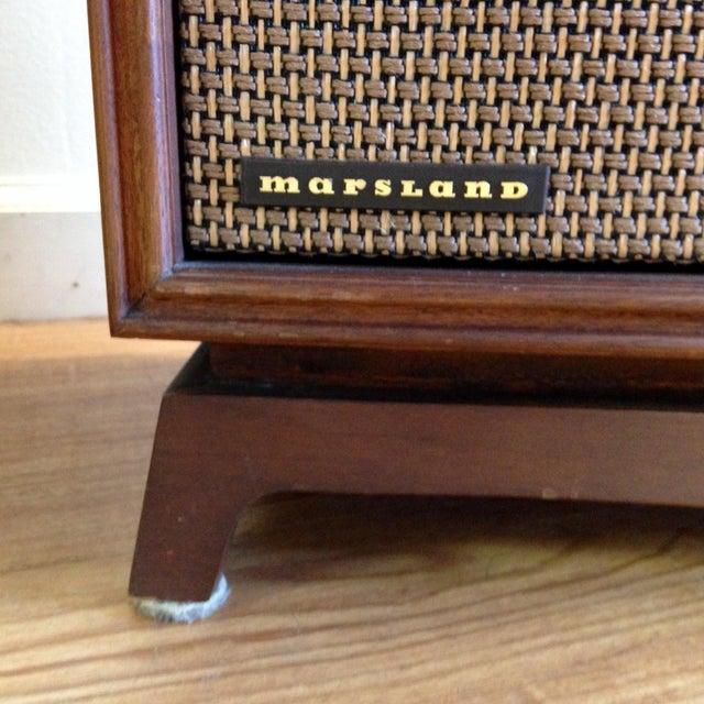 Image of Marsland Mid Century Speakers - Pair