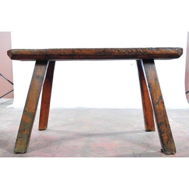 18th Century Antique French Rustic Farm Table - Image 2 of 11