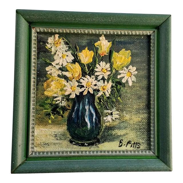 Image of Mini Still Life Oil Painting
