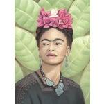 Frida Kahlo Pastel Drawing