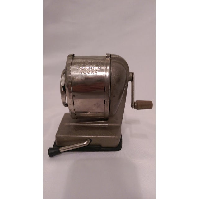 Vintage Boston Vacuum Mount Pencil Sharpener - Image 2 of 10