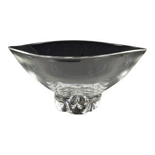Steuben Crystal Bowl